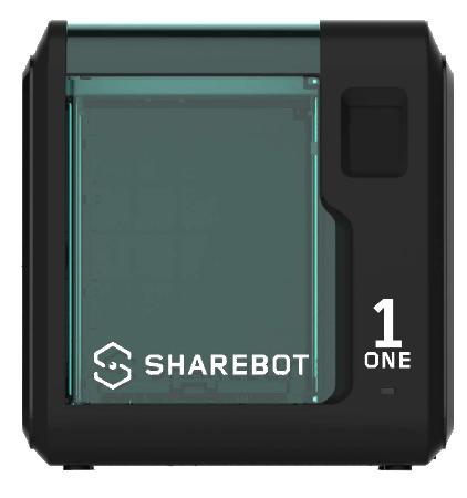 immagine stampante 3d sharebot one